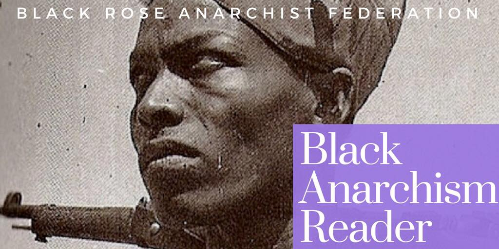 Black Anarchism Reader Banner