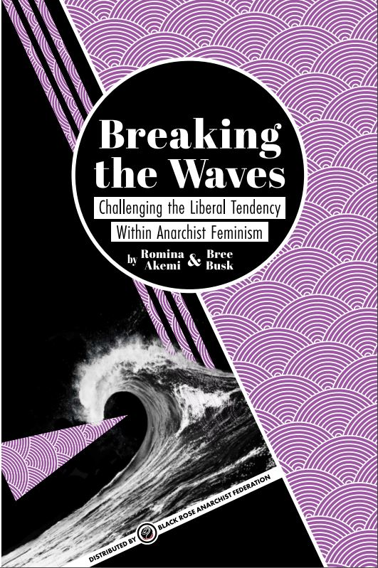Cover for Breaking the Waves pamphlet