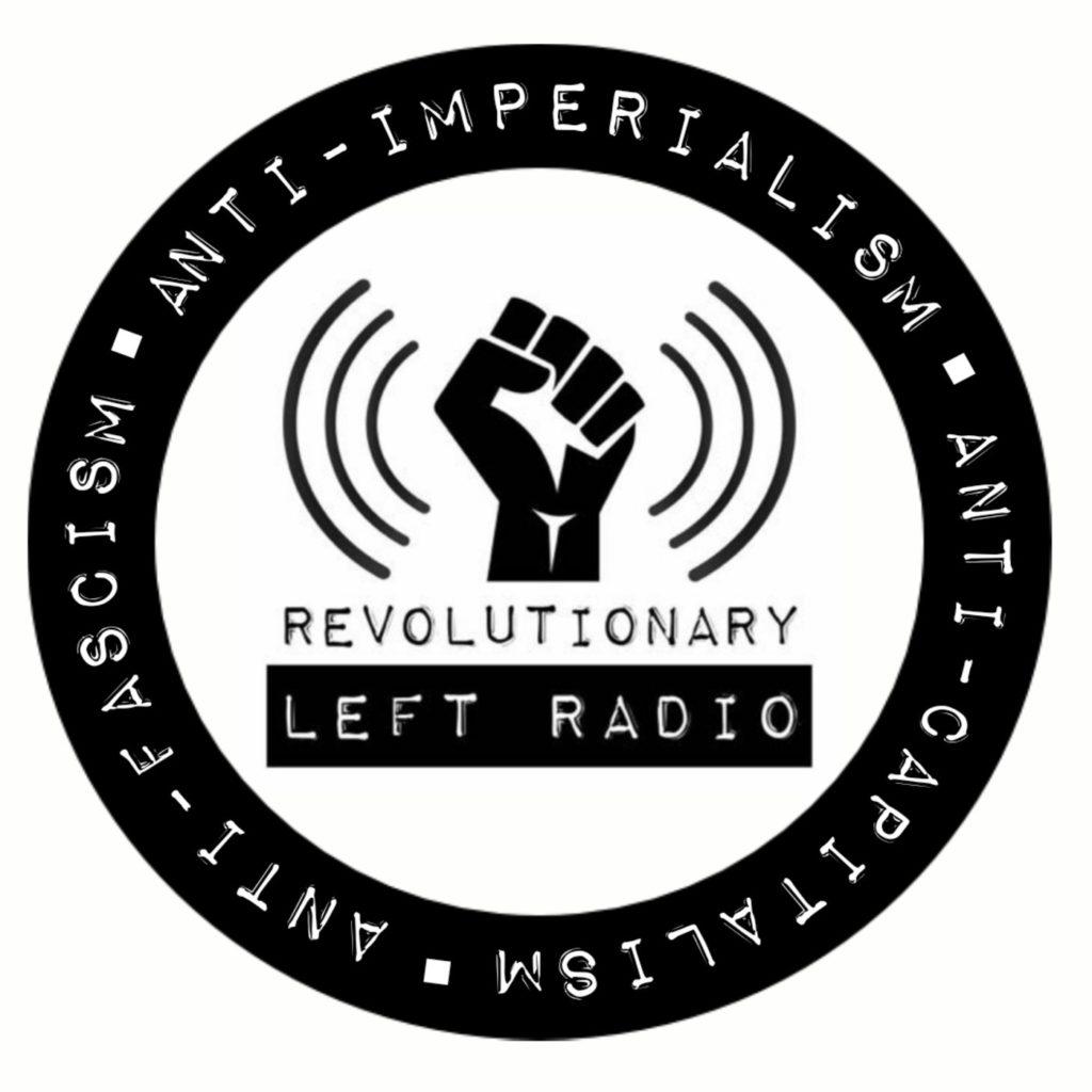 Logo for Revolutionary Left Radio