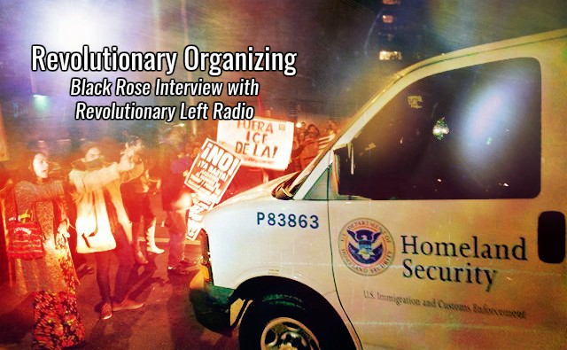 Interview with Revolutionary Left Radio