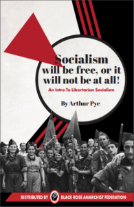 "Cover thumbnail for pamphlet ""Socialism will be free, or it will be not at all!"""