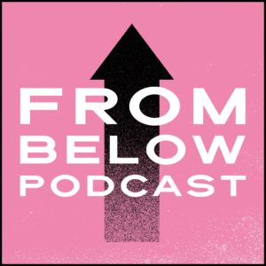 From Below Podcast Logo
